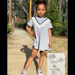 Other - Toddler Tennis Dress (gray)